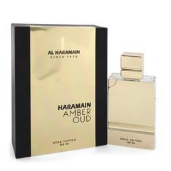 Al Haramain Amber Oud Gold Edition Eau De Parfum Spray (Unisex) By Al Haramain Eau De Parfum Spray (Unisex) Al Haramain