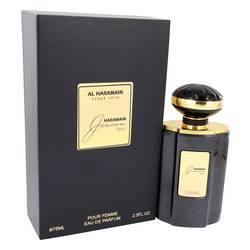 Al Haramain Junoon Noir Eau De Parfum Spray By Al Haramain - Fragrance JA