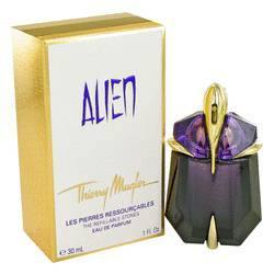 Alien Eau De Parfum Spray Refillable By Thierry Mugler - Fragrance JA
