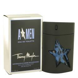 Angel Eau De Toilette Spray Refillable (Rubber) By Thierry Mugler - Fragrance JA