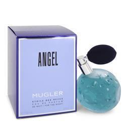Angel Etoile Des Reves Eau De Parfum De Nuit with Atomizer By Thierry Mugler-Fragrance JA