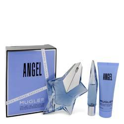 Angel Gift Set By Thierry Mugler - Fragrance JA