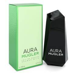 Mugler Aura Shower Milk By Thierry Mugler - Fragrance JA