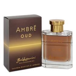 Baldessarini Ambre Oud Eau De Parfum Spray By Hugo Boss - Fragrance JA