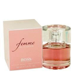 Boss Femme Eau De Parfum Spray By Hugo Boss - Fragrance JA