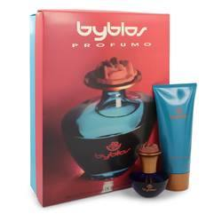 Byblos Gift Set By Byblos - Fragrance JA