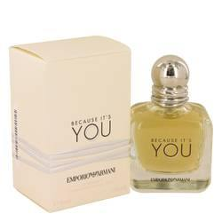 Because It's You Eau De Parfum Spray By Giorgio Armani - Fragrance JA
