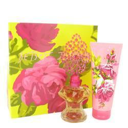 Betsey Johnson Gift Set By Betsey Johnson Gift Set - 3.4 oz Eau De Parfum Spray + 6.7 oz Body Lotion Betsey Johnson