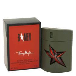 B Men Eau De Toilette Spray Rubber Flask By Thierry Mugler - Fragrance JA