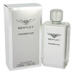 Bentley Momentum Eau De Toilette Spray By Bentley Eau De Toilette Spray Bentley