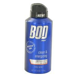 Bod Man Really Ripped Abs Fragrance Body Spray By Parfums De Coeur - Fragrance JA