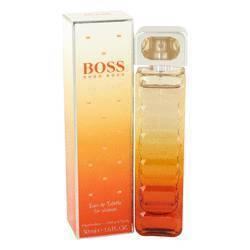 Boss Orange Sunset Eau De Toilette Spray By Hugo Boss-Fragrance JA