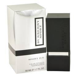 Burberry Sport Ice Eau De Toilette Spray By Burberry - Fragrance JA