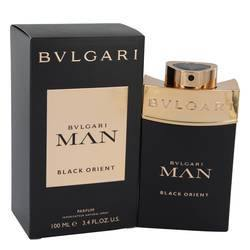 Bvlgari Man Black Orient Eau De Parfum Spray By Bvlgari Eau De Parfum Spray Bvlgari