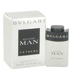 Bvlgari Man Extreme Mini EDT By Bvlgari - Fragrance JA