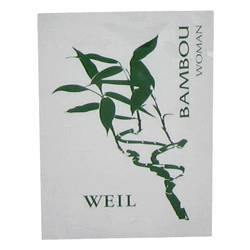 Bambou Perfume Wipes By Weil - Fragrance JA