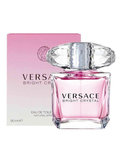 Bright Crystal Perfume By Versace EDT - Fragrance JA