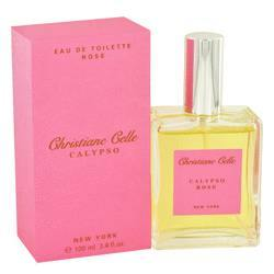 Calypso Rose Eau De Toilette Spray By Calypso Christiane Celle - Fragrance JA