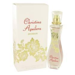 Christina Aguilera Woman Eau De Parfum Spray By Christina Aguilera - Fragrance JA