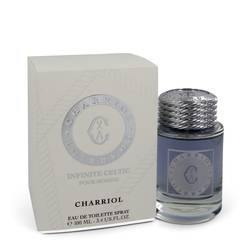 Charriol Infinite Celtic Eau De Toilette Spray By Charriol Eau De Toilette Spray Charriol