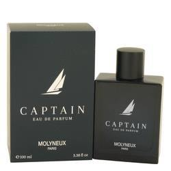Captain Eau De Parfum Spray By Molyneux Eau De Parfum Spray Molyneux