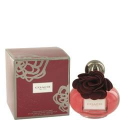 Coach Poppy Wildflower Eau De Parfum Spray By Coach - Fragrance JA