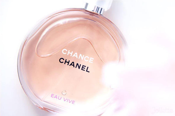 Chance Eau Vive Perfume by Chanel Eau De Toilette Spray Chanel