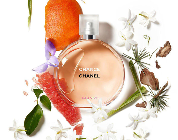 Chance Eau Vive Perfume by Chanel Eau De Toilette Spray Chanel 3.4 oz Eau De Toilette Spray