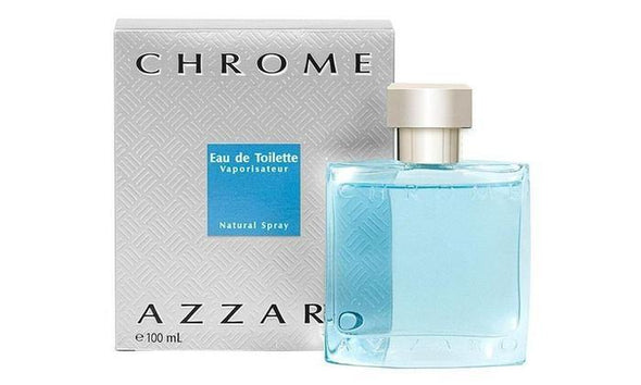 Chrome Mini EDT By Azzaro-Fragrance JA