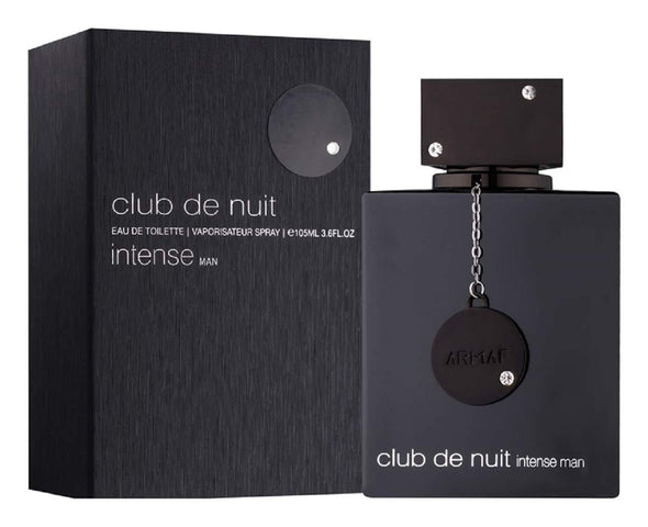 Club De Nuit Intense Cologne By Armaf Eau De Toilette Spray Armaf