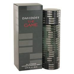 The Game Eau De Toilette Spray By Davidoff - Fragrance JA