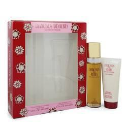 Diamonds & Rubies Gift Set By Elizabeth Taylor - Fragrance JA