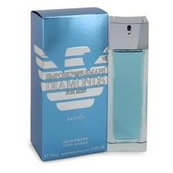 Emporio Armani Diamonds Rocks Eau De Toilette Spray By Giorgio Armani - Fragrance JA