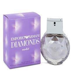 Emporio Armani Diamonds Violet Eau De Parfum Spray By Giorgio Armani - Fragrance JA