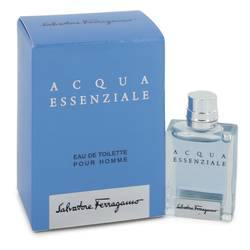 Acqua Essenziale Mini EDT By Salvatore Ferragamo - Fragrance JA