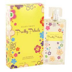 Pretty Petals Eau De Parfum Spray By Ellen Tracy - Fragrance JA