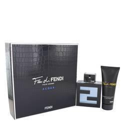 Fan Di Fendi Acqua Gift Set By Fendi - Fragrance JA