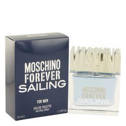 Moschino Forever Sailing Eau De Toilette Spray By Moschino - Fragrance JA