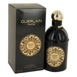 Santal Royal Eau De Parfum Spray By Guerlain - Fragrance JA