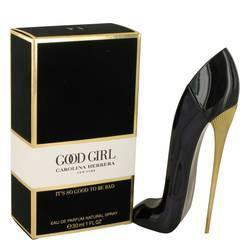 Good Girl Eau De Parfum Spray By Carolina Herrera - Fragrance JA