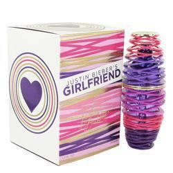 Girlfriend Eau De Parfum Spray By Justin Bieber - Fragrance JA