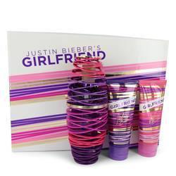 Girlfriend Gift Set By Justin Bieber - Fragrance JA