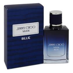 Jimmy Choo Man Blue Eau De Toilette Spray By Jimmy Choo - Fragrance JA