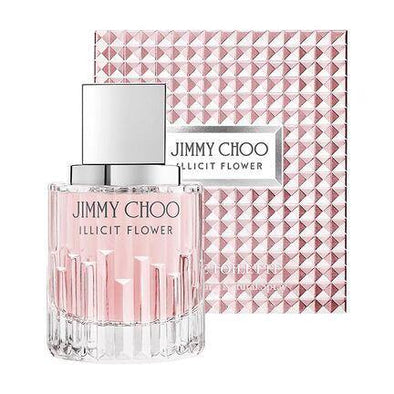 Jimmy Choo Illicit Flower Eau De Toilette Spray By Jimmy Choo - Fragrance JA