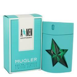 Angel Kryptomint Eau De Toilette Spray By Thierry Mugler - Fragrance JA