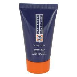Latitude Longitude Body Wash Shower Gel By Nautica - Fragrance JA
