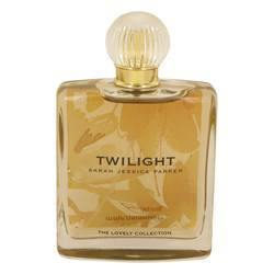 Lovely Twilight Eau De Parfum Spray (Tester) By Sarah Jessica Parker - Fragrance JA