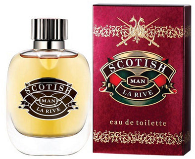La Rive Scotish cologne By La Rive