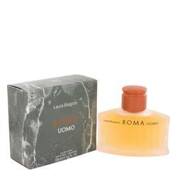 Roma Eau De Toilette Spray By Laura Biagiotti - Fragrance JA