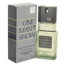 One Man Show Eau De Toilette Spray By Jacques Bogart-Fragrance JA